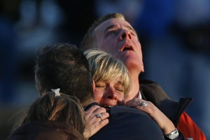 Newtown, Connecticut shooting killing 28 innocents
